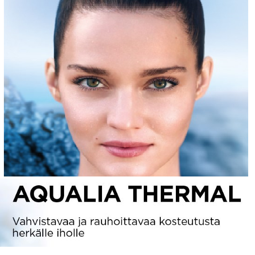 AQUALIA THERMAL - Kosteusvoidesarja