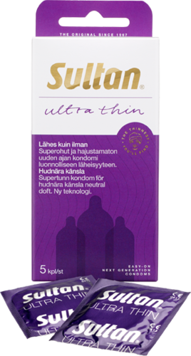 SULTAN ULTRA THIN KONDOMI 5KPL