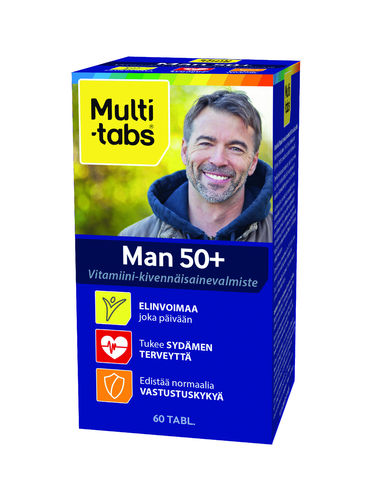 MULTI-TABS MAN 50+ tabl