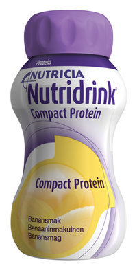 NUTRIDRINK COMPACT PROTEIN RAVINTOVALMISTE 4x125 ml