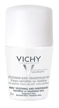 VICHY 48HR SOOTHING ANTI-PERSPIRANT SENSITIVE ROLLON