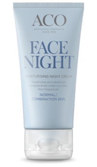 ACO FACE MOISTURIZING NIGHT CREAM 50 ML