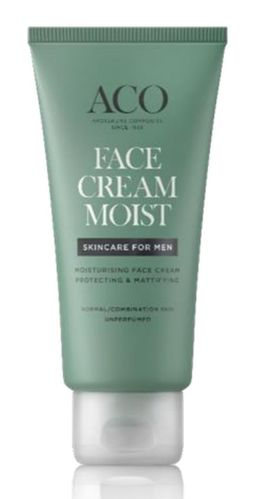 ACO FOR MEN FACE CREAM MOIST kosteusvoide 60ml