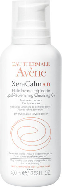 AVENE XERACALM A.D. CLEANSING OIL 400 ml