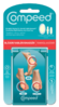 COMPEED MIX -PACK RAKKOLAASTARIT 5 kpl