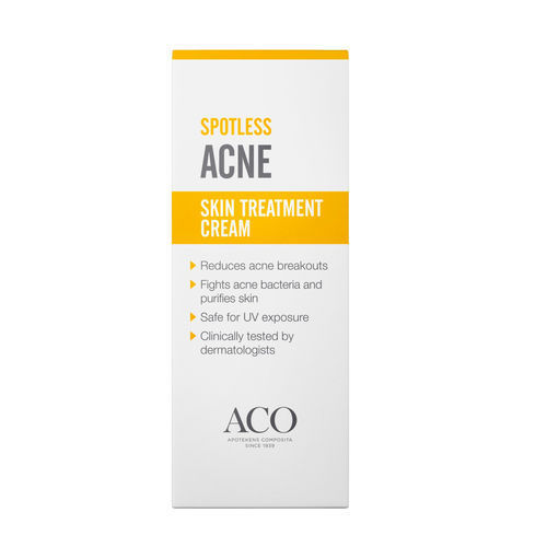 ACO SPOTLESS ACNE TREATMENT 30g
