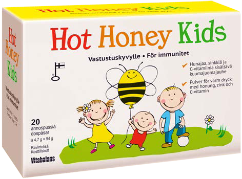 HOT HONEY KIDS -JUOMAJAUHE 20 annospussia.