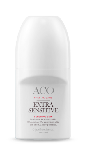 ACO SPC DEO EXTRA SENSITIVE P. 50 ml