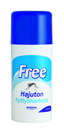 Free hyttyskarkote, lotion 100ml