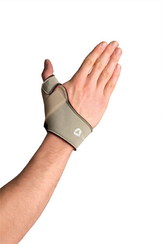 THERMOSKIN PEUKALOTUKI flexible thumb splint vasen