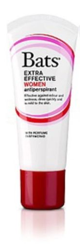 BATS Extra effective women antiperspirantti roll-on 60 ml