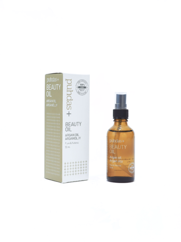 PUHDAS+ BEAUY Beauty Oil Arganöljy 50 ml