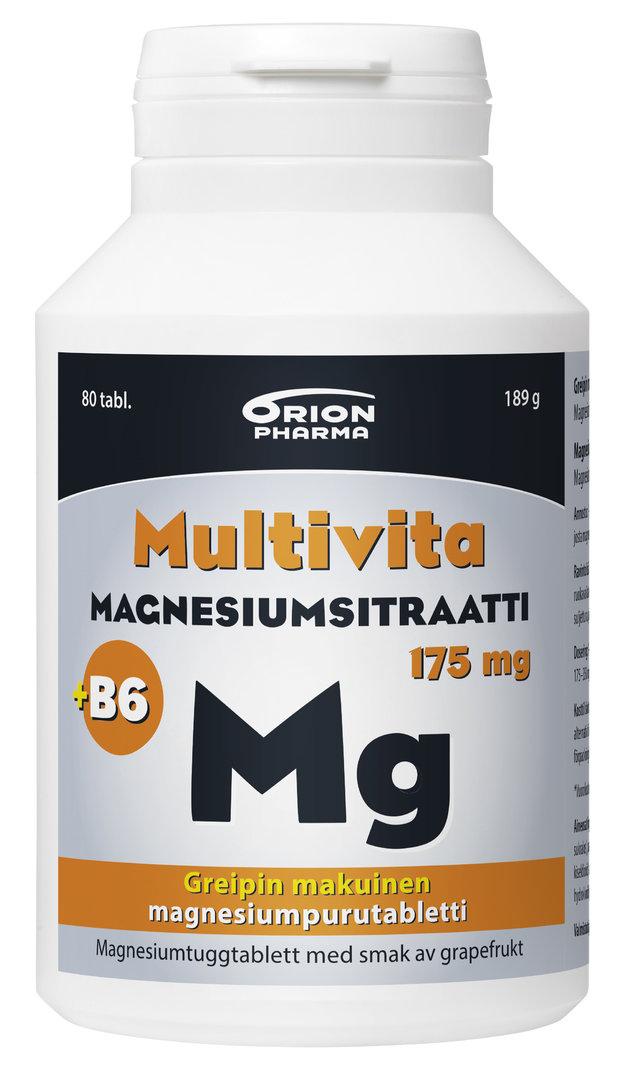 Magnesiumsitraatti