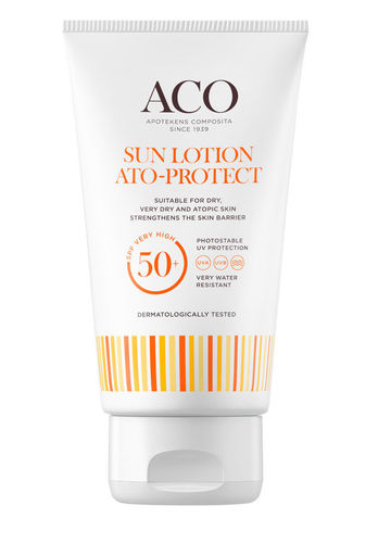 ACO SUN LOTION ATO-PROTECT SPF50+ 150ml