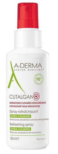 A-DERMA Cutalgan Ultra-Calming Spray 100ml